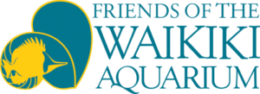 Friends of the Waikīkī Aquarium Logo